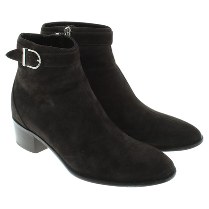 Unützer Ankle boots from suede