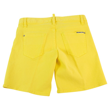 Dsquared2 Shorts in Gelb