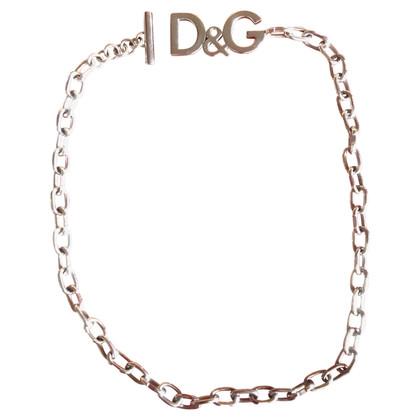 Dolce & Gabbana Catena d'argento
