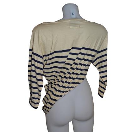 Jean Paul Gaultier asymmetrical top