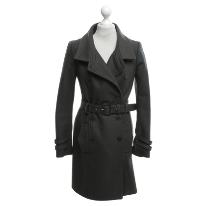 Patrizia Pepe Coat in donkergrijs