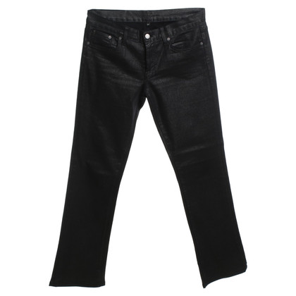 Ralph Lauren Jeans in black / silver