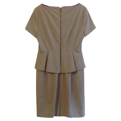 Elie Tahari Dress with peplum