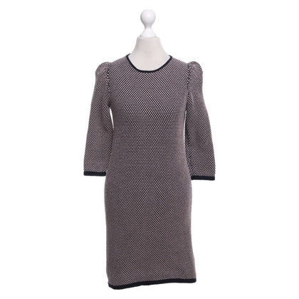 Cos Knit dress with pattern