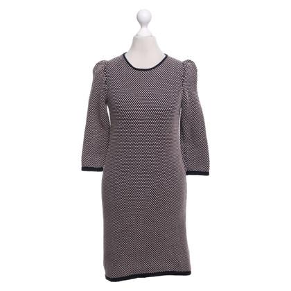 Cos Robe en tricot avec motif