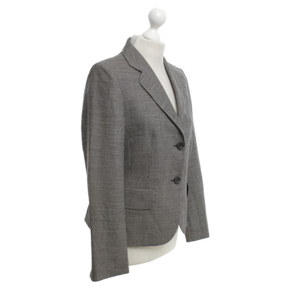 Windsor Controleer Blazer in zwart / White