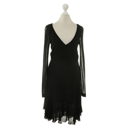 Sport Max Dress in black