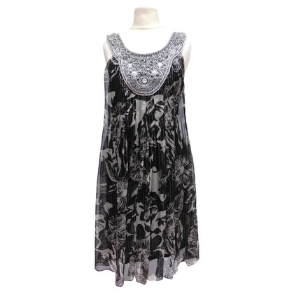 Sue Wong Silk dress with Rhinestone