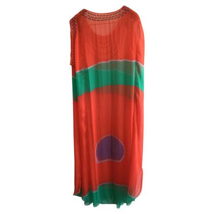 Diane von Furstenberg Kleid aus Seidenchiffon