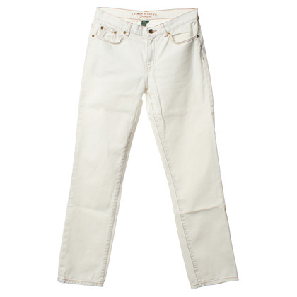 Ralph Lauren Jeans in wit
