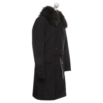 Max Mara Coat with fur collar