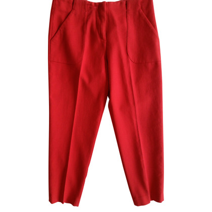 Fabiana Filippi Red trousers