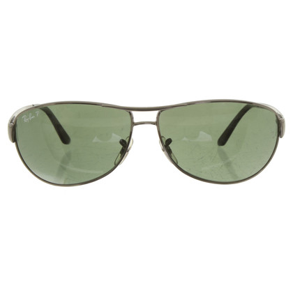 Ray Ban Sonnenbrille in Anthrazit