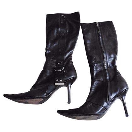 Christian Dior Kniehohe Stiefel
