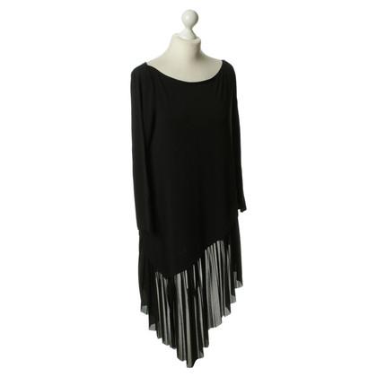 DKNY Dress with pleated hem