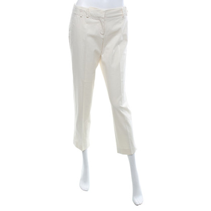 Etro Beige trousers with creases