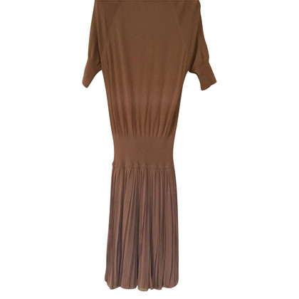 Gucci Nougatfarbebes jurk