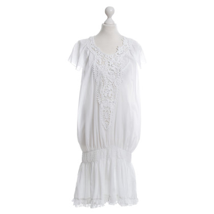 Twin-Set Simona Barbieri Dress with crochet detail