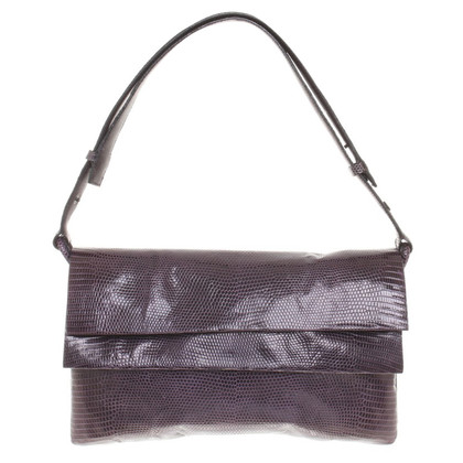 Jil Sander Handbag made of lizard leather
