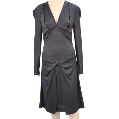 Vivienne Westwood Kleid aus Wolle in Grau