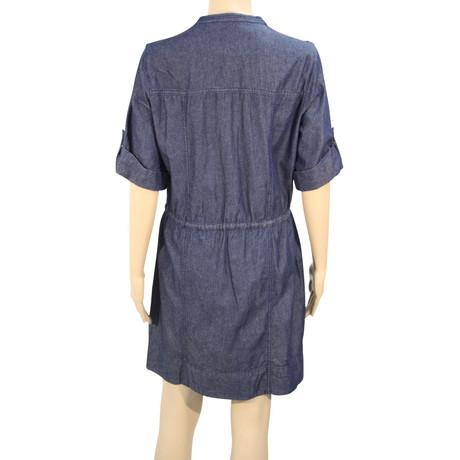 Michael Kors Jeanskleid Blau Preise Im Netz Rabatt Großer Rabatt Ziellinie Schnell Express SH6tbm0