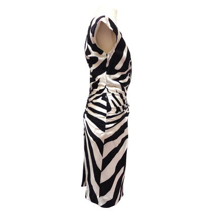 Christian Dior zijden jurk