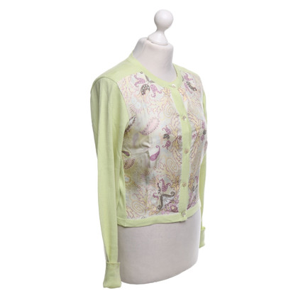 Etro Twinset in green
