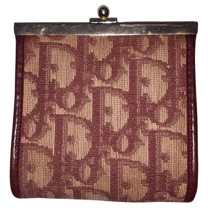 Christian Dior porte-monnaie