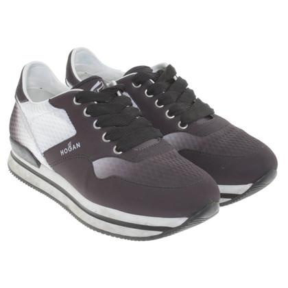 Hogan Sneakers in Grau
