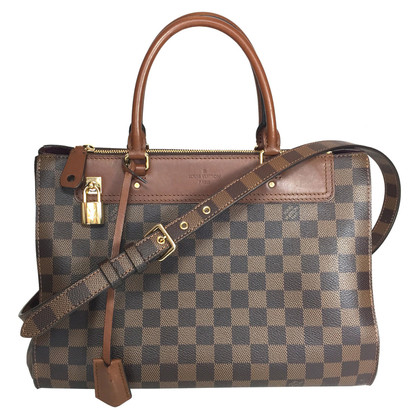 "Louis Vuitton ""Greenwich Damier Ebene Canvas"""
