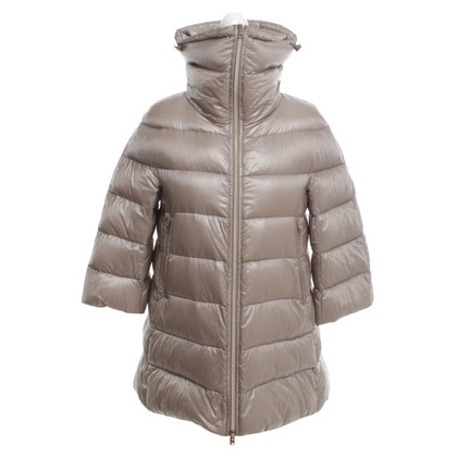 Herno Taupe down jacket