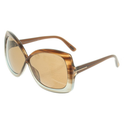"Tom Ford Sunglasses ""Calgary"" in brown"