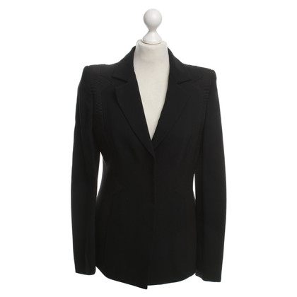 Versace Blazer in Black