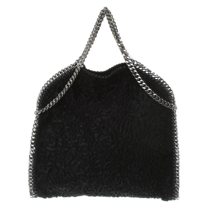 gebraucht - Falabella Bag in Schwarz - Damen Stella McCartney FfqwZ4ZO