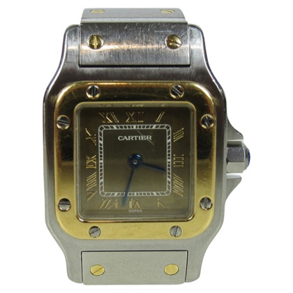 Cartier Watch yellow gold