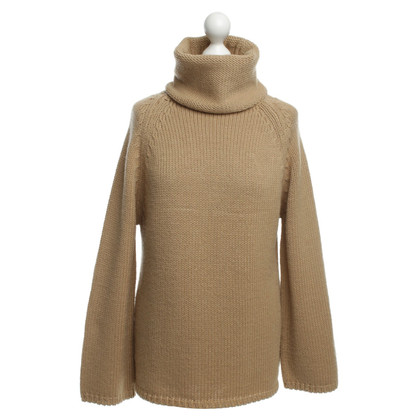 Hugo Boss Knit sweater in beige