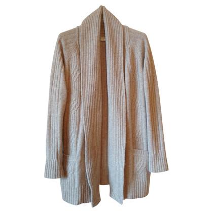 All Saints Wool, angora cardi coat