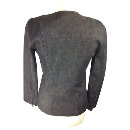 Donna Karan giacca di jeans
