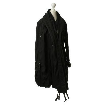 Marithé et Francois Girbaud Rain coat