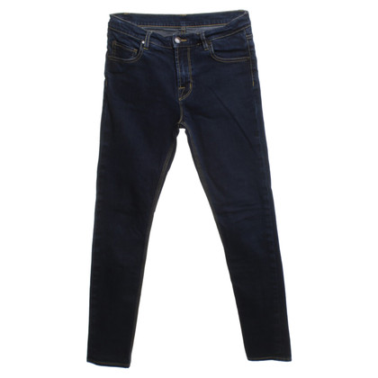 Tomas Maier Skinny Jeans in Blauw