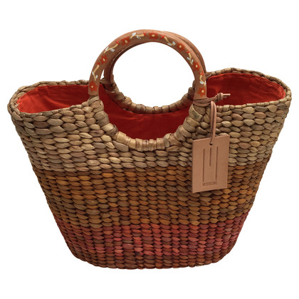Missoni Straw bag