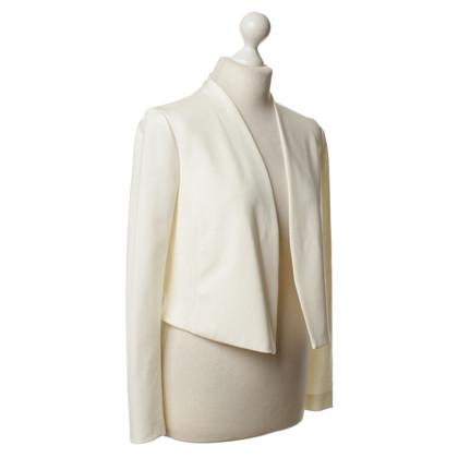 Marc Cain Blazer in lana bianca
