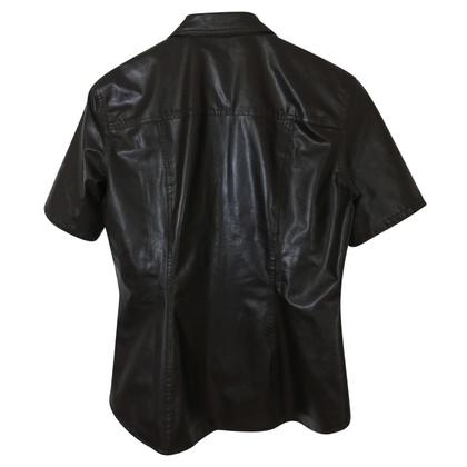 Moschino Polyurethaan shirt
