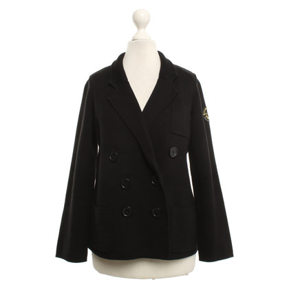 Sonia Rykiel for H&M Black blazer made of knitwear