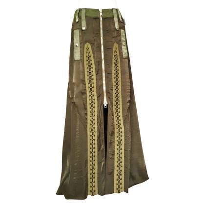 Alexander Wang Maxi-skirt with lacing