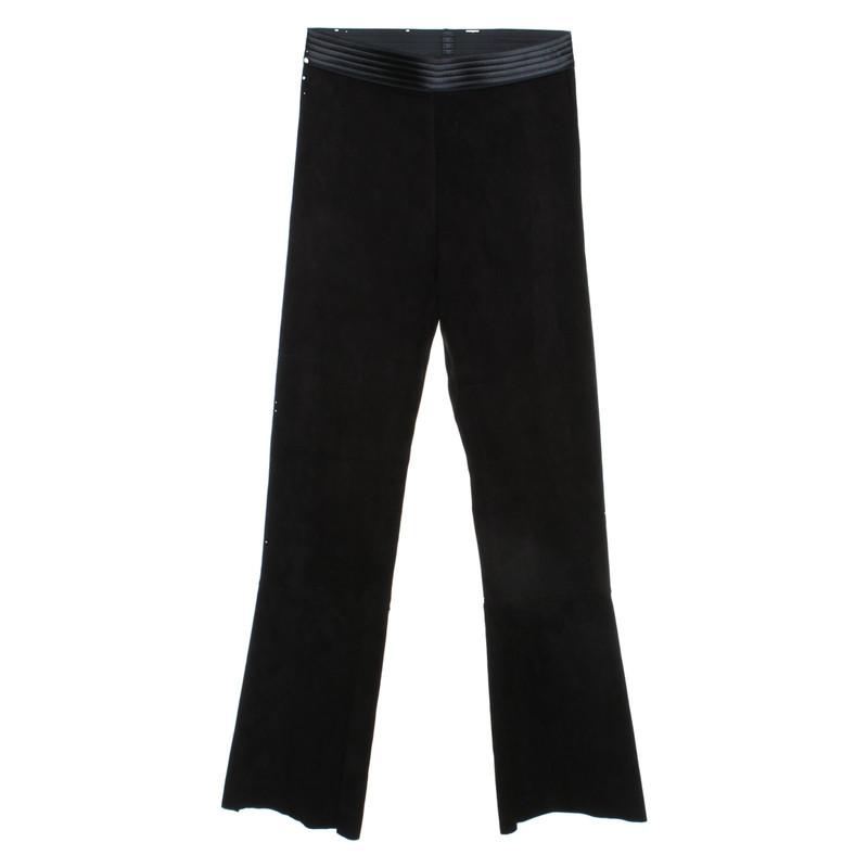 Acheter Drome D Pantalon En Cuir 4jR35cALq