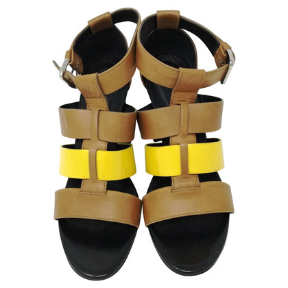 Hogan Two-tone sandals