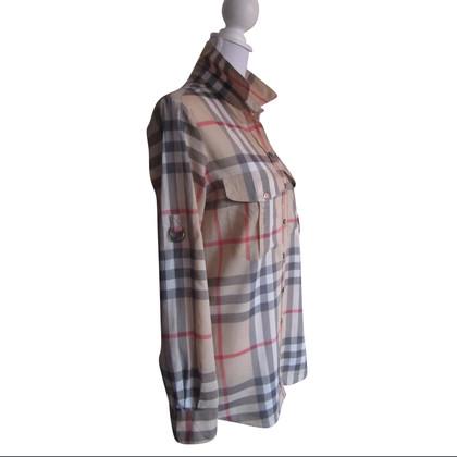 Burberry tunic blouse