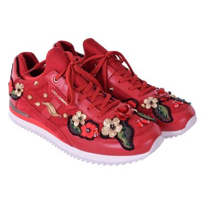 Dolce & Gabbana chaussures de tennis