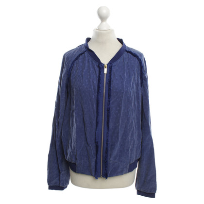 Hugo Boss Blouson in Blau